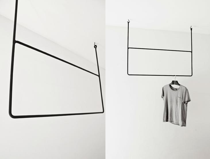 Anna Leena Clothing Rack