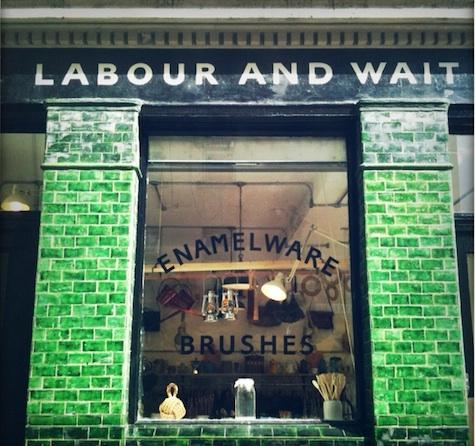 Labour and Wait 1