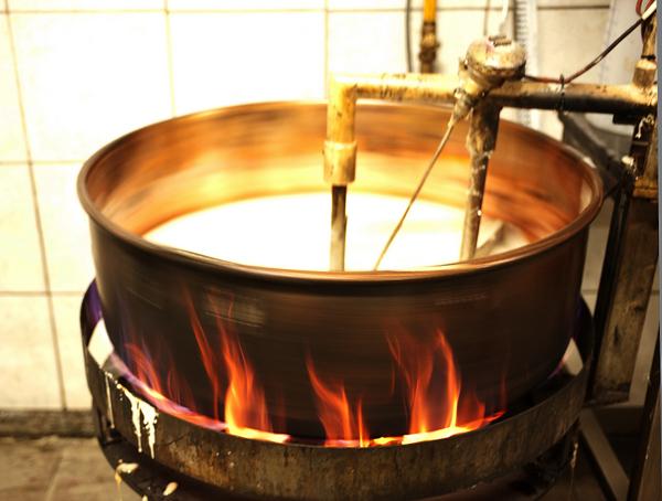 Fire pan a