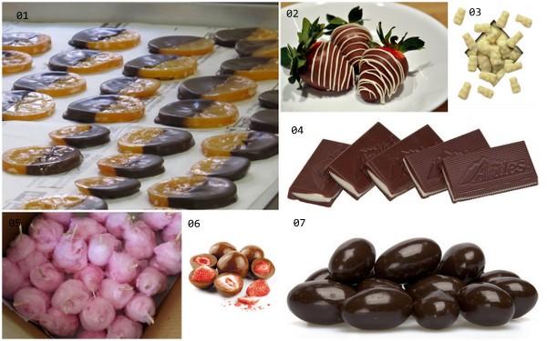 Countlan Example Chocolate Platter