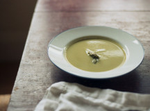 Countlan Issue 03 Sweet Amandine Asparagus Soup