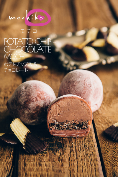 Mochiko Potato Chip Chocolate