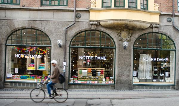 Countlan Issue 04 Notre Dame In Store Shoot Copenhagen
