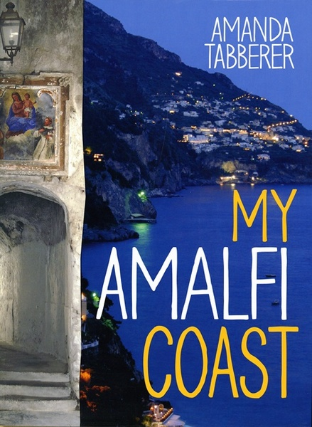 My Amalfi Coast HARD  cover