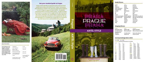 Prague Artel Style-2013 Book