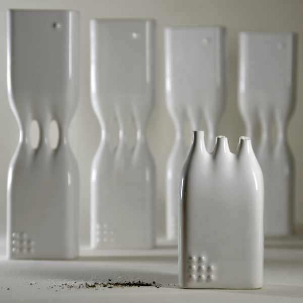Studio Kahn Fragile Salt and Pepper Shaker