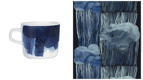 Marimekko Fall 2013 the weather diary
