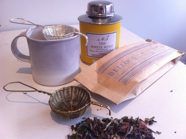 Bellocq Tea and Atelier Make mug