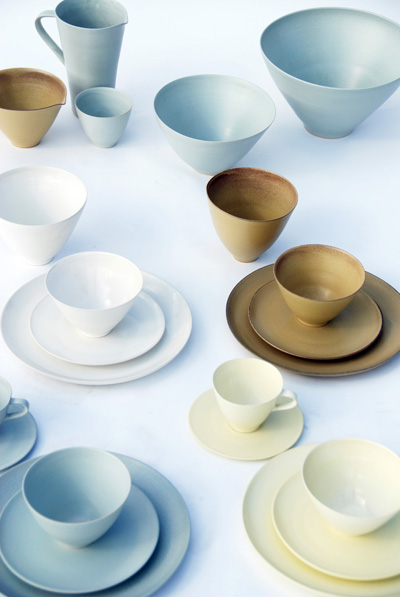 Stuart Carey Tableware 07