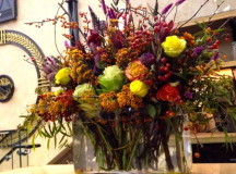 Gotham Florist Thanksgiving Arrangement