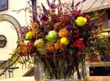 Gotham Florist Thanksgiving Arrangement