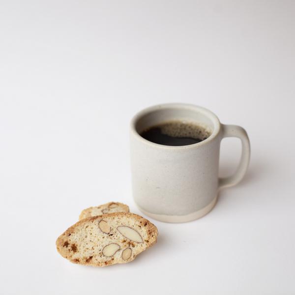 A Mano Paper and Clay Mug