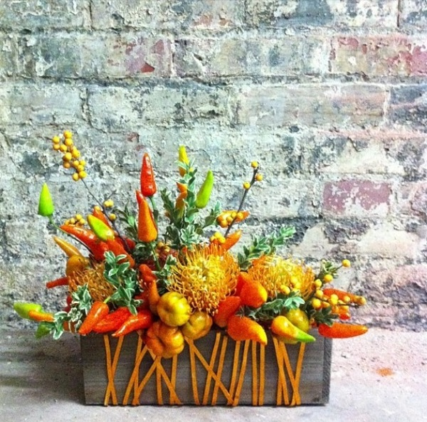 Moda Botanica Philadelphia Thanksgiving Flowers
