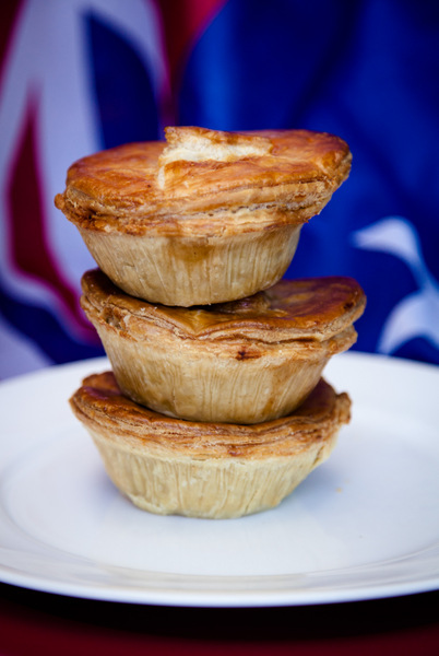 Eat Kanga Pies Toronto