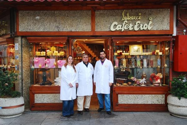 Cafer Erol Istanbul