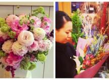 Michiyo Fukunaga Osaka Florist