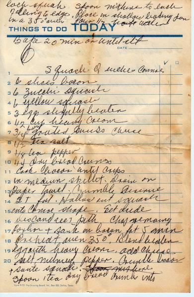 Yesterdish Saving America's Lost Recipes