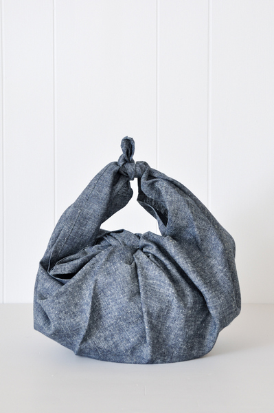 Nordic Blue Kitchen Furoshiki