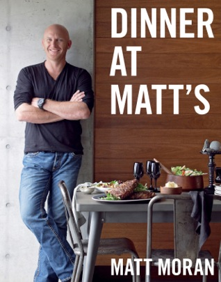 Matt Moran Diner at Matt's Cover