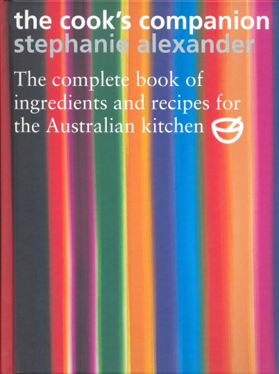 Stephanie Alexander Complete Book of Australian Kitchen Cover