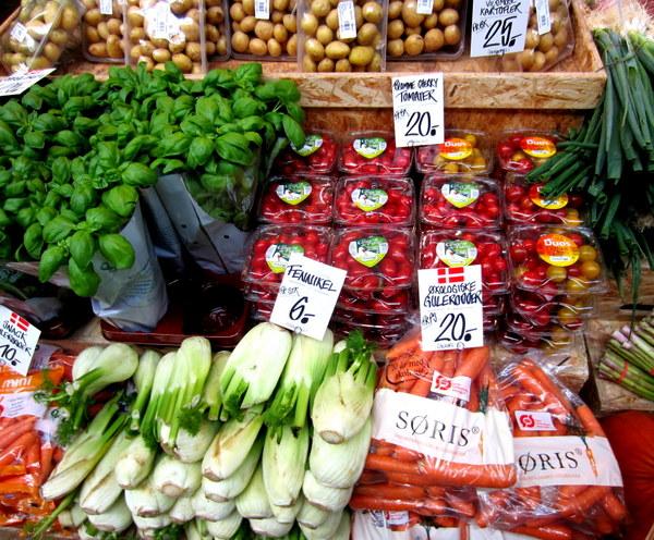 Farmers Market Countlan Magazine