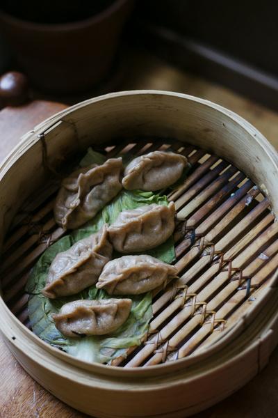 Molly Yeh dumplings