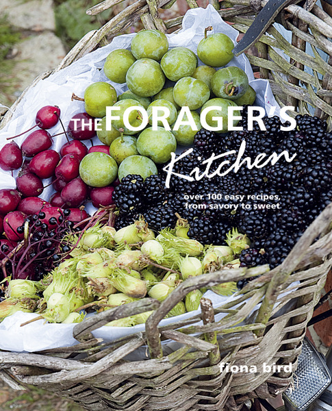 The Forager's Kitchen Book Cover