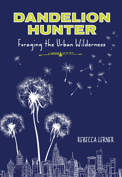 Dandelion Hunter Book Cover