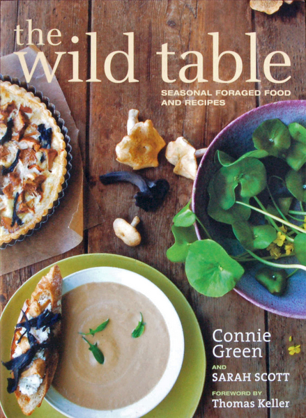 The Wild Table Book Cover