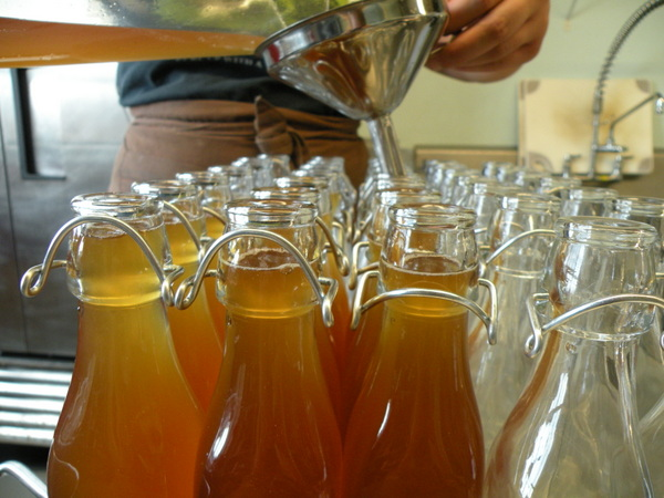 Quince and Apple Syrups/Preserves