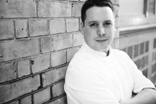 Chef Joe Gray Slovely