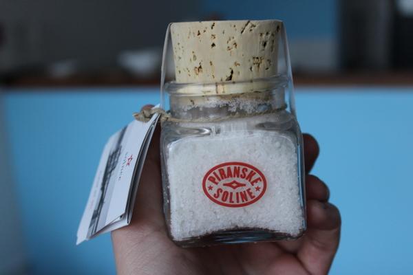 Piran Salt Slovely Chef Joe Gray