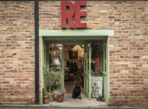 Re Found Objects Corbridge UK Shop